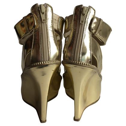 Givenchy  tacco a zeppa sandalo