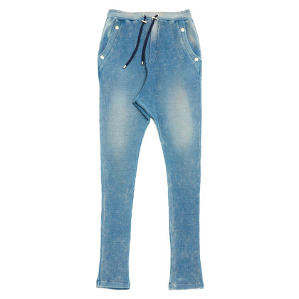 Balmain Jogginghose im Denim-Look