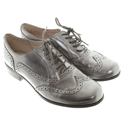 Clarks Lace-up shoes in silver