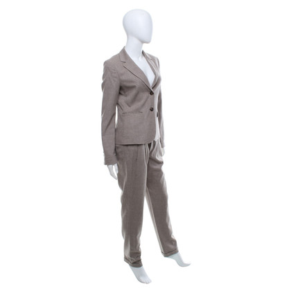 Strenesse Blue Taupe colored pants suit