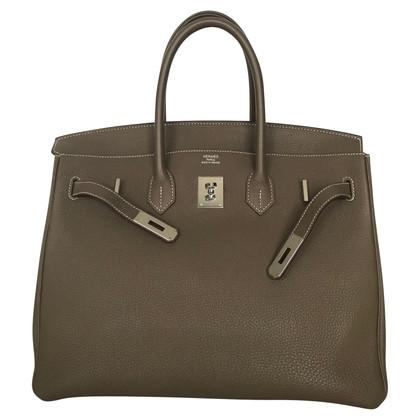 """Hermès """"Birkin Bag 35 Togo leer"""""""