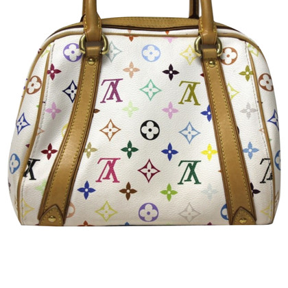 "Louis Vuitton ""Priscilla Monogram Multicolore Canvas"""