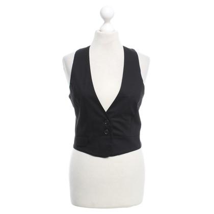 Bruuns Bazaar Vest in zwart