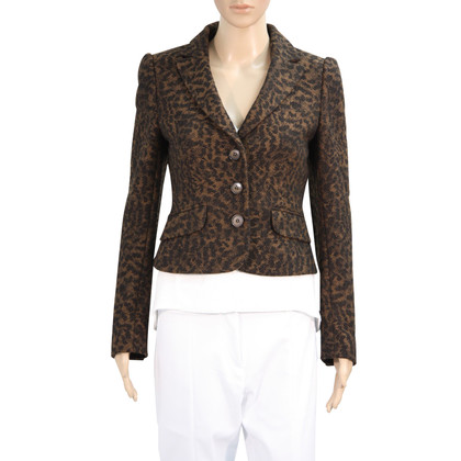 Hobbs Cardigan with pattern