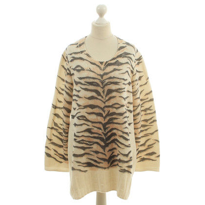 Marc Cain Animal print sweater