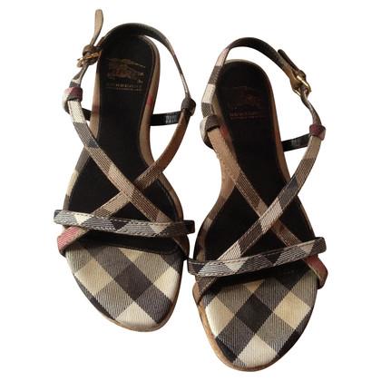 Burberry sandal
