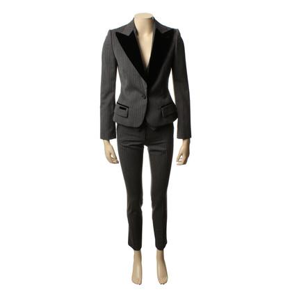 Dolce & Gabbana Vestito con strisce