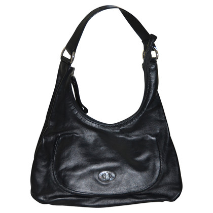 Coccinelle Black leather handbag