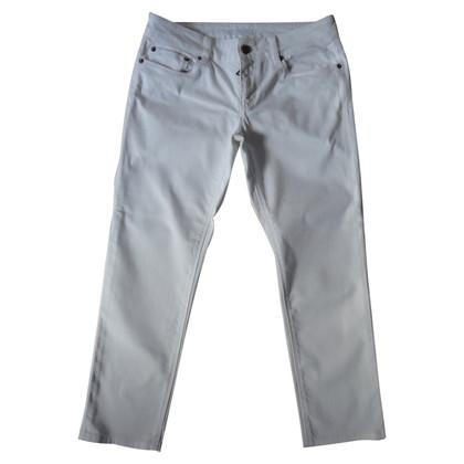 Prada Witte klassieke jeans