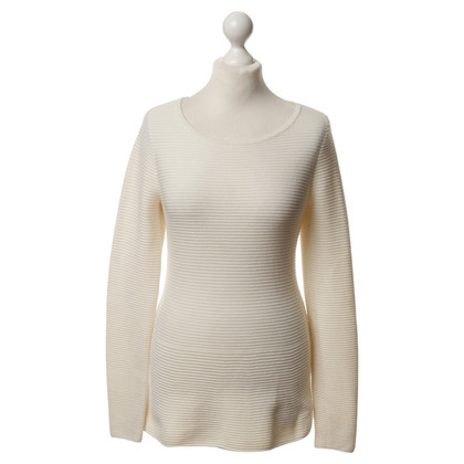 Hugo Boss Knit pullover in white
