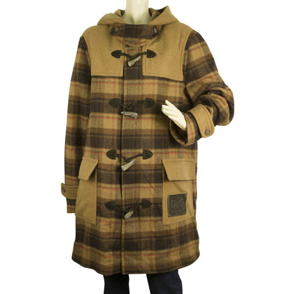 D&G Duffle Cappotto