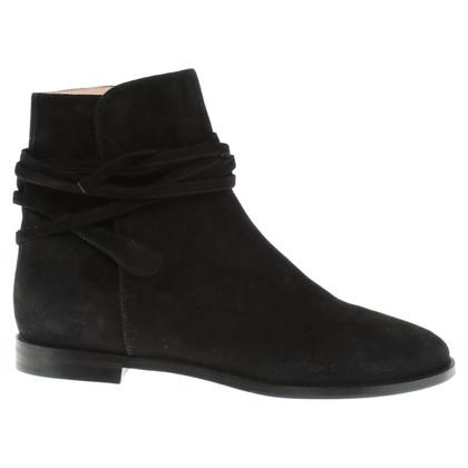 Unützer Boots in zwart