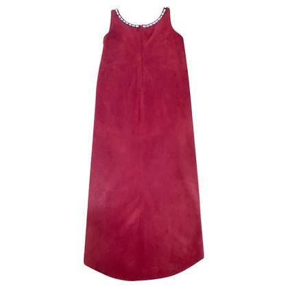 Christian Dior Suède jurk
