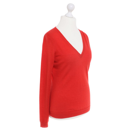 Strenesse Sweater in coral red