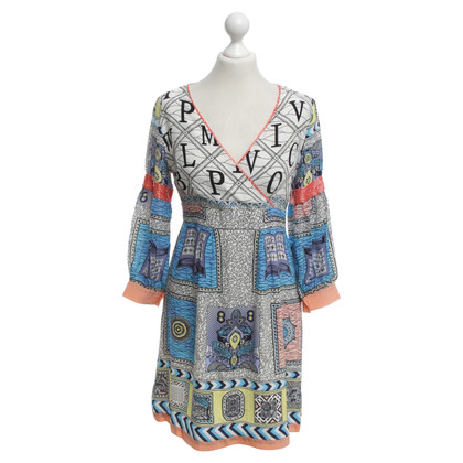 Marc Jacobs Silk dress with print