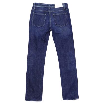 Acne i jeans classici in blu