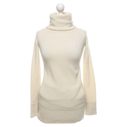 Theory Turtleneck in cream