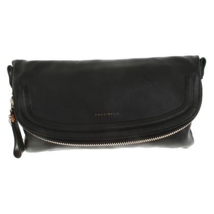 Coccinelle Clutch in Schwarz