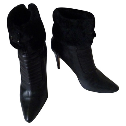 Manolo Blahnik Ankle boots in black