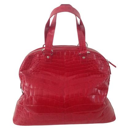 Other Designer Giosa - handbag in red