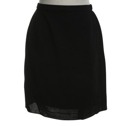 Giorgio Armani Short skirt in black