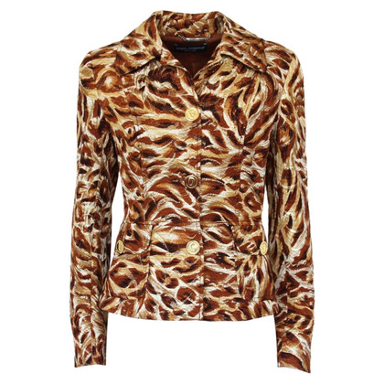 Dolce & Gabbana Jacket with pattern