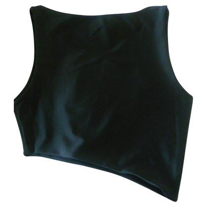La Perla Asymmetrische Crop Top