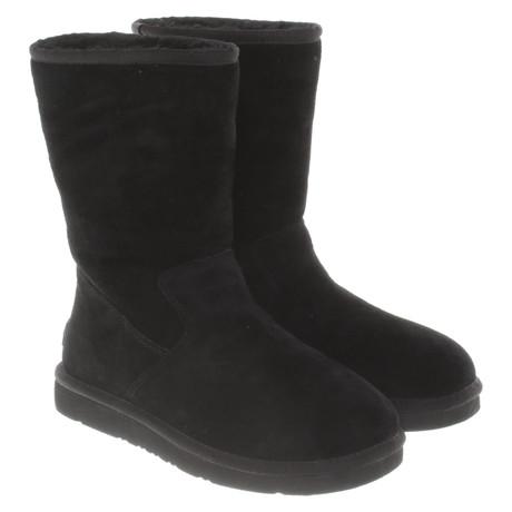 UGG Australia Stiefel in Schwarz Schwarz