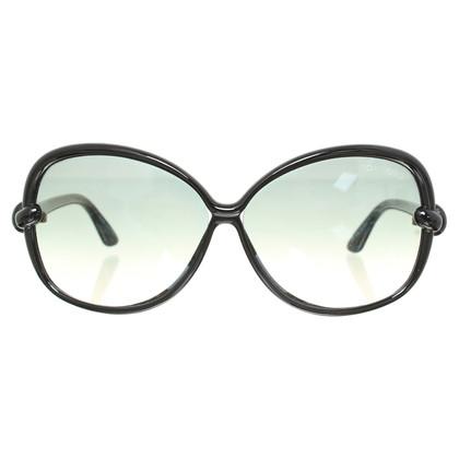 Tom Ford Zwarte zonnebril