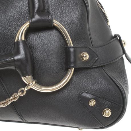 Gucci Handtasche in Schwarz Schwarz Günstig Kaufen Footlocker Nagelneu Unisex Aus Deutschland Günstig Kaufen Amazon Unter Online-Verkauf BG0vGUaB