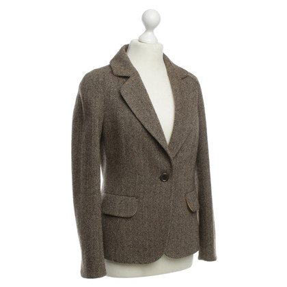 Hugo Boss Blazer in brown/beige