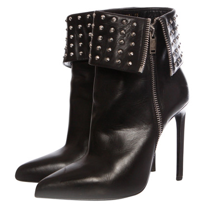 Saint Laurent Boots in zwart