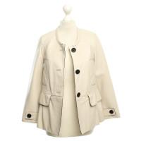 Schumacher Leather jacket in beige