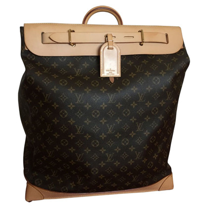 "Louis Vuitton ""Steamer Bag Monogram Canvas"""
