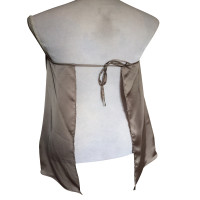 Patrizia Pepe Top in Taupe