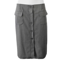 Other Designer Peserico - long skirt with buttons