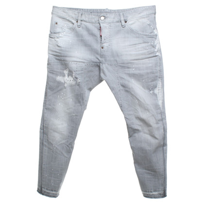Dsquared2 Jeans in light gray