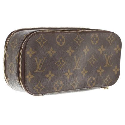 Louis Vuitton Kosmetiktasche aus Monogram Canvas