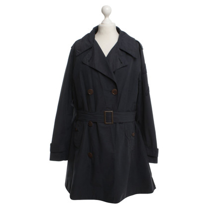 Polo Ralph Lauren Trench in blu scuro