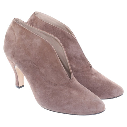Repetto Ankle boots in nude