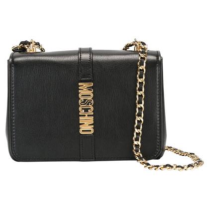 Moschino Shoulder bag in black