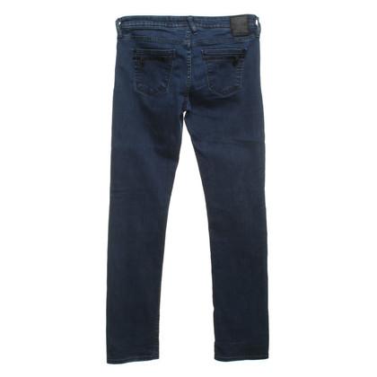 Calvin Klein Jeans bleu foncé