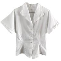 Marithé et Francois Girbaud White blouse