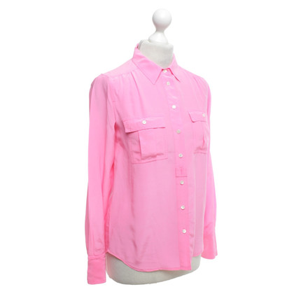 J. Crew Blouse in pink