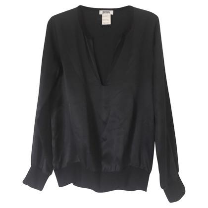 Sonia Rykiel silk blouse