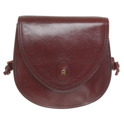 Aigner Bag in Bordeaux