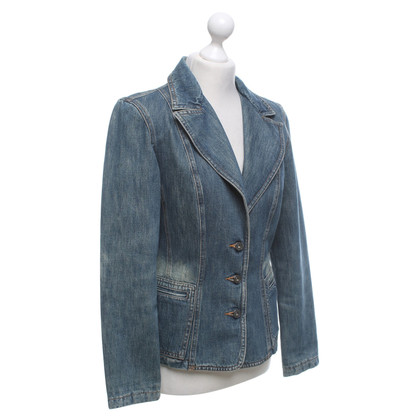 Marc Cain Jeans Blazer Destroyed