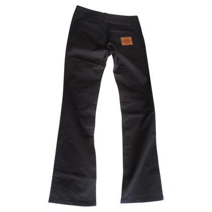 D&G Schwarze Jeans