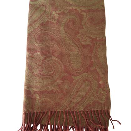 Etro lana foulard