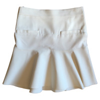 Céline White skirt